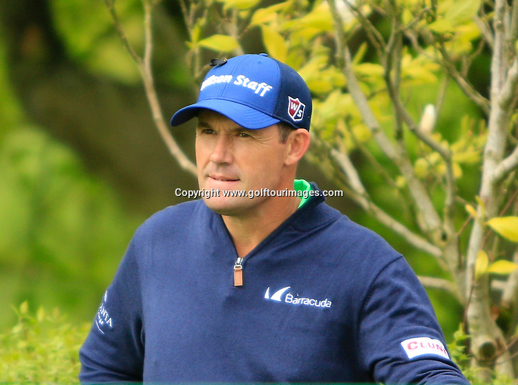 Padraig HARRINGTON (IRL)  during round one of the 2016 Dubai Duty Free Irish Open hosted by The Rory Foundation and played at The K-Club, Straffan, Ireland. Picture Stuart Adams, www.golftourimages.com: 19/05/2016