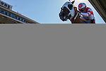 AUG 16,2014:American Sailor,ridden by Tyler Baze,wins the maiden race,6R at Del Mar in Del Mar,CA. Kazushi Ishida/ESW/CSM