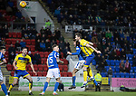St Johnstone v Greenock Morton…..18.01.20   McDiarmid Park   Scottish Cup<br />