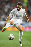Real Madrid's Daniel Carvajal during Champions League 2015/2016 Quarter-finals 2nd leg match. April 12,2016. (ALTERPHOTOS/Acero)