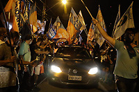 Campinas (SP), 27/11/2020 - Debate/Eleições - A EPTV (afiliada Rede Globo) realizou, nesta sexta-feira (27), na cidade de Campinas (SP), o ultimo debate entre os candidatos que disputam o segundo turno das eleições, Dário Saadi (Republicanos) e Rafa Zimbaldi (PL).