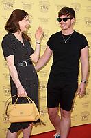 Sophie Ellis Bextor and husband, Richard Jones<br /> arriving for the TWG Tea Gala Event at Leicester Square, London<br /> <br /> ©Ash Knotek  D3413  02/07/2018