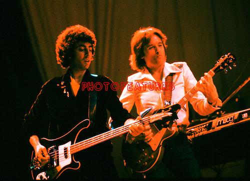 10cc  1977 Graham Gouldman and Eric Stewart<br /> © Chris Walter