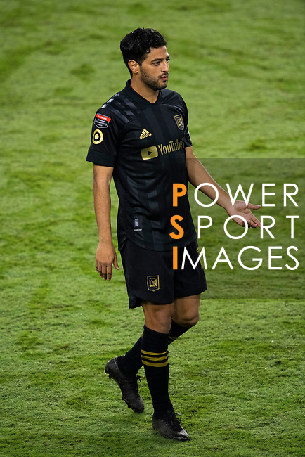 Tigres UANL (MEX) vs Los Angeles FC (USA) during their CONCACAF Champions League Final match at the Orlando's Exploria Stadium on 22 December 2020, in Florida, USA. Photo by Victor Fraile / Power Sport Images