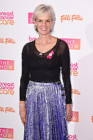 Judy Murray<br /> at the Breast Cancer Care fashion Show 2016, London.<br /> <br /> <br /> ©Ash Knotek  D3193  02/11/2016