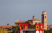 31st October 2020, Imola, Italy; FIA Formula 1 Grand Prix Emilia Romagna, Free Practise sessions