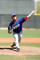 Jimmy Reyes - Texas Rangers - 2010 Instructional League.Photo by:  Bill Mitchell/Four Seam Images..
