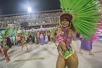 Rio de Janeiro (RJ), 23/02/2020 -Carnaval - Rio - Apresentacao da escolaEstacao Primeira de Mangueira no primeiro dia de desfile das escolas de samba do Grupo Especial do Rio de Janeiro neste domingo (23) na Marques de Sapucai. (Foto: Ellan Lustosa/Codigo 19/Codigo 19)