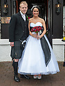 Steven Naismith Wedding