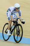 Cheung Chun Who of the X SPEED competes in Men Junior - Omnium I Scratch 7.5KM during the Hong Kong Track Cycling National Championship 2017 on 25 March 2017 at Hong Kong Velodrome, in Hong Kong, China. Photo by Chris Wong / Power Sport Images