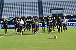 Training of the AFF Suzuki Cup 2016 on 21 November 2016. Photo by Stringer / Lagardere Sports