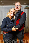 """Emer and Ken Tobin ready to dance at the Tralee Musical Society """"Strictly Come Dancing"""" Mr and Mrs in Ballyroe Heights Hotel on Saturday."""