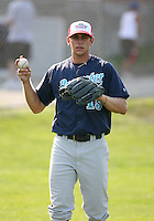 July 28th 2007:  Matt Couch during the Cape Cod League All-Star Game at Spillane Field in Wareham, MA.  Photo by Mike Janes/Four Seam Images