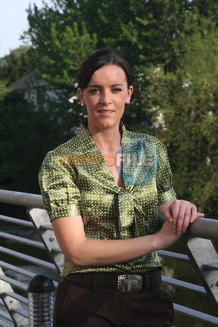 Laura Brady, Navan, whose Bank of Ireland SSIA scheme is one of the last to mature...Photo NEWSFILE/Jenny Matthews.(Photo credit should read Jenny Matthews/NEWSFILE)....This Picture has been sent you under the condtions enclosed by:.Newsfile Ltd..The Studio,.Millmount Abbey,.Drogheda,.Co Meath..Ireland..Tel: +353(0)41-9871240.Fax: +353(0)41-9871260.GSM: +353(0)86-2500958.email: pictures@newsfile.ie.www.newsfile.ie.FTP: 193.120.102.198.