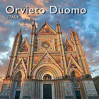 Pictures of Orvieto Cathedral Duomo Gothic Architecture - Images & Photos