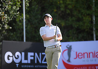 James Hydes. Day one of the Brian Green Property Group NZ Super 6s Manawatu at Manawatu Golf Club in Palmerston North, New Zealand on Thursday, 25 February 2021. Photo: Dave Lintott / lintottphoto.co.nz