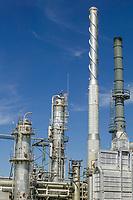 Flint Hill oil refinery, North Pole, Alaska