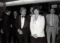Denis Heroux<br /> attend the World Film Festival, September 1st, 1986