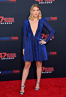 "LOS ANGELES, USA. August 14, 2019: Sophie Nelisse at the premiere of ""47 Meters Down: Uncaged"" at the Regency Village Theatre.<br /> Picture: Paul Smith/Featureflash"