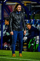 21st November 2020; Adams Park Stadium, Wycombe, Buckinghamshire, England; English Football League Championship Football, Wycombe Wanderers versus Brentford; Gareth Ainsworth Wycombe manager.