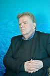 Einar Mar Gudmundsson, Icelandic writer in 2018.