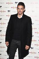 "Manuel Lanzini<br /> arrives for the ""Iron Men"" premiere at the Mile End Genesis cinema, London.<br /> <br /> <br /> ©Ash Knotek  D3236  02/03/2017"