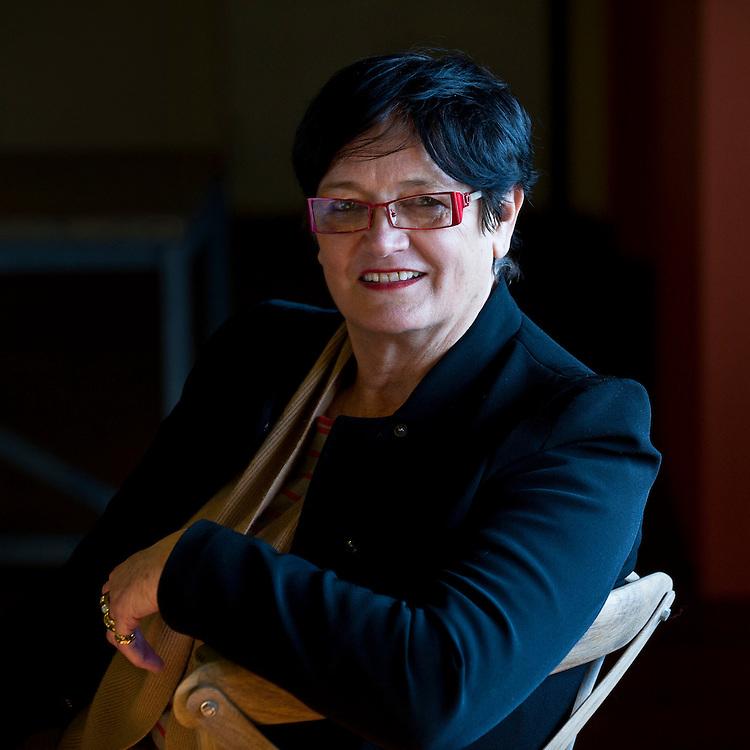 Christiane Michel, organisatrice de Sm'Art - Aix en Provence