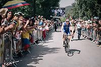 Daniel Martin (IRE/QuickStep Floors) at the stage start<br /> <br /> 104th Tour de France 2017<br /> Stage 19 - Embrun › Salon-de-Provence (220km)
