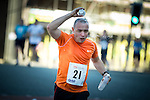© Joel Goodman - 07973 332324 . 20/09/2015 . Stockport , UK . The Big Stockport run from St Petersage in Stockport Town Centre . Photo credit : Joel Goodman