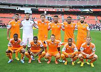 Houston Dynamo Starting Eleven. The Houston Dynamo defeated D.C. United 4-0, at RFK Stadium, Wednesday May 8 , 2013.