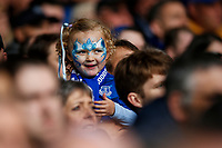 A young Everton fan during the Premier League match between Everton and West Ham United at Goodison Park on October 19th 2019 in Liverpool, England. (Photo by Daniel Chesterton/phcimages.com)<br /> Foto PHC/Insidefoto <br /> ITALY ONLY