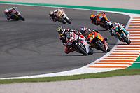THOMAS LUTHI - SWISS - DYNAVOLT INTACT GP - KALEX<br /> BRAD BINDER - S-AFRICAN - RED BULL KTM AJO - KTM<br /> Valencia 17-11-2019<br /> Moto Gp Spain <br /> Foto Vincent Guignet / Panoramic / Insidefoto