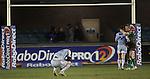 A dejected Chris Czekaj at the final whistle after Blues lose to Connacht..Celtic League.Cardiff Blues v Connacht.22.02.13.©Steve Pope-SPORTINGWALES