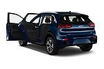 Car images of 2022 KIA Niro-EV EX 5 Door Hatchback Doors