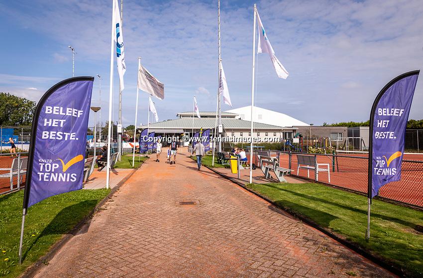 Netherlands, September 12,  2021, Naaldwijk KIA Competition mixed, premier league, LTC Naaldwijk vs TC Leimonias, <br /> Photo: Henk Koster/tennisimages.com