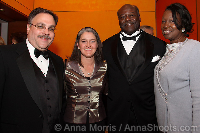 On Thursday, November 20th, 2008 The American Friends of the Phelophepa Train held their 7th Annual Gala Awards Dinner, at the TimesCenter in the New York Times building.  This year, the Phelophepa Achievement Award for Excellence was presented live to Archbishop-Emeritus Desmond M. Tutu, by Award Winning Actress, Whoppi Goldberg, for his support and commitment to advancing health care for the poor in South Africa.