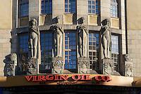 Restaurant virgin oil co, Helsinki, Finnland