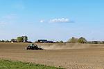Trockenheit in Deutschland, Maisaussaat im Allgäu