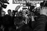 03.03.2019 - Nicola Zingaretti: New Secretary of Partito Democratico (PD, Democratic Party of Italy)