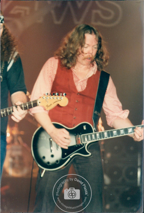 The Outlaws, Billy Jones,