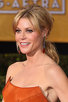 LOS ANGELES, CA - JANUARY 18: Julie Bowen at the 20th Annual Screen Actors Guild Awards held at The Shrine Auditorium on January 18, 2014 in Los Angeles, California. (Photo by Xavier Collin/Celebrity Monitor)