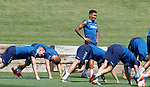 24.06.2019 Rangers training in Algarve: James Tavernier