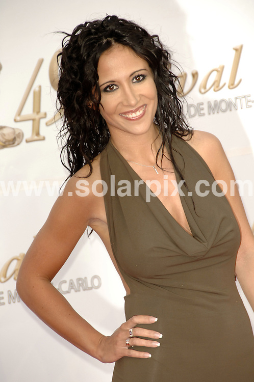 **ALL ROUND PICTURES FROM SOLARPIX.COM**.**SYNDICATION RIGHTS FOR UK AND SPAIN ONLY**.the opening night of the 49th Monte Carlo Television Festival held at Grimaldi Forum, Monte Carlo, Monaco. 7 June 2009..This pic: Fabienne Carat..JOB REF: 9195 PRT (Alminana) DATE: 06_06_2009.**MUST CREDIT SOLARPIX.COM OR DOUBLE FEE WILL BE CHARGED**.**ONLINE USAGE FEE GBP 50.00 PER PICTURE - NOTIFICATION OF USAGE TO PHOTO @ SOLARPIX.COM**.**CALL SOLARPIX : +34 952 811 768 or LOW RATE FROM UK 0844 617 7637**