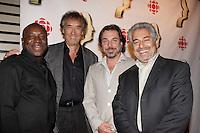 Montreal (QC) CANADA, August 28, 2007-<br /> -<br /> -<br /> -CHRISTIAN BEGIN, ANIMATEUR DE L'AVANT-PREMIÈRE<br /> DES 22es PRIX GÈMEAUX, PRÈSENTÈE SUR LES ONDES DE TÈLÈ-QUÈBEC<br /> -Charles Ohayon, président de l'Académie canadienne du cinéma et de la télévision au Québec,<br /> Conference de presse  pour les finalistes au prix gemeaux<br /> <br /> photo : (c) images Distribution
