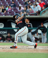 David Villar - 2019 San Jose Giants (Bill Mitchell)