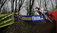 Sven Nys (BEL/Crelan-AAdrinks)<br /> <br /> Flandriencross Hamme 2014