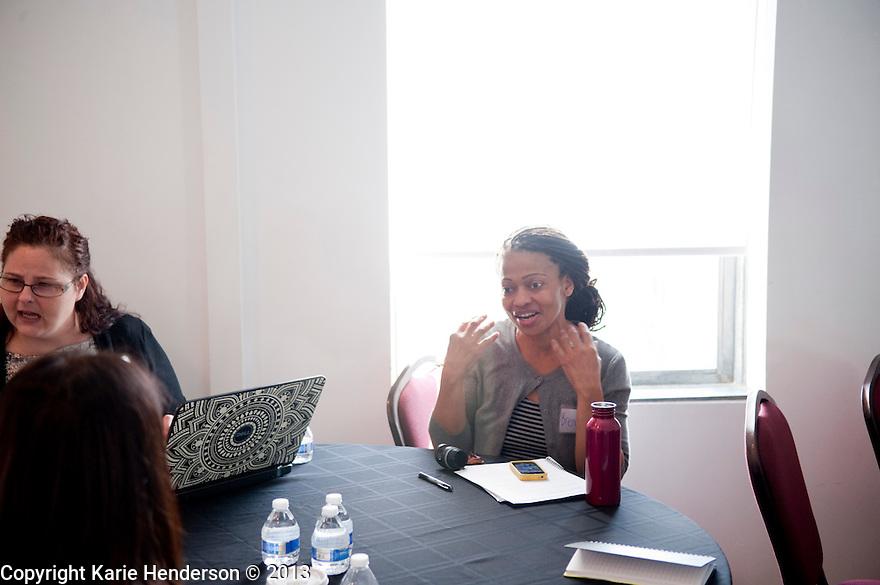 Maggie Ostara at The Lofts , NY. On Tuesday October 22, 2013.