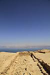 Israel, Judean Desert, the Chalcolithic temple in Ein Gedi