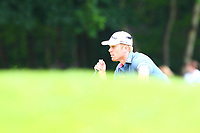 Andrew Dodt at the 1st green during the BMW PGA Golf Championship at Wentworth Golf Course, Wentworth Drive, Virginia Water, England on 27 May 2017. Photo by Steve McCarthy/PRiME Media Images.