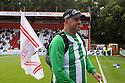 Neil Trebble - March for Mitch<br />  Stevenage v Oldham Athletic - Sky Bet League 1 - Lamex Stadium, Stevenage - 3rd August, 2013<br />  © Kevin Coleman 2013